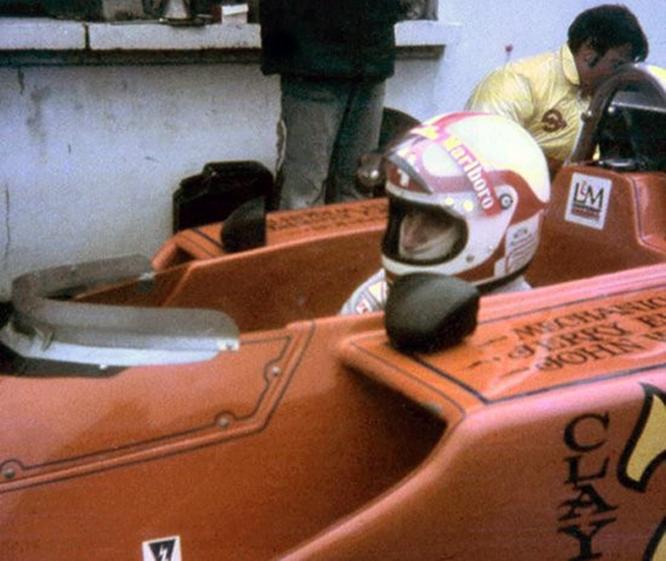 Clay Regazzoni, Lola T330, Brands Hatch
