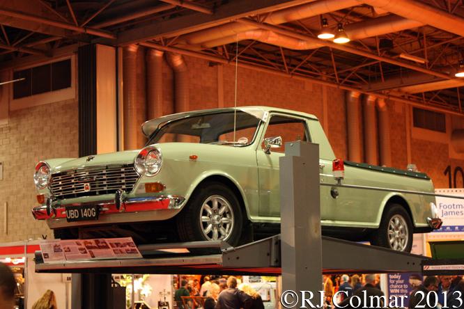 Austin 1800 UTE, Classic Motor Show, NEC, Birmingham