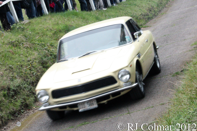 ISO Rivolta IR, Auto Italia, Brooklands,
