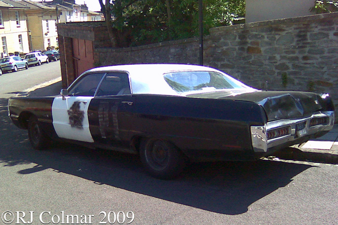 Plymouth Fury, Bristol