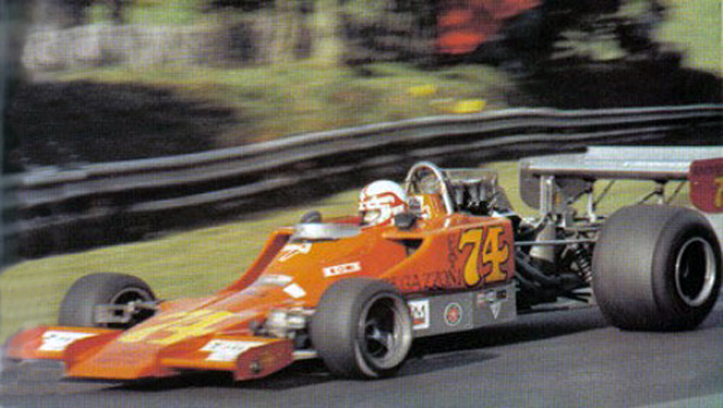 Clay Regazzoni, Lola T330, Brands Hatch