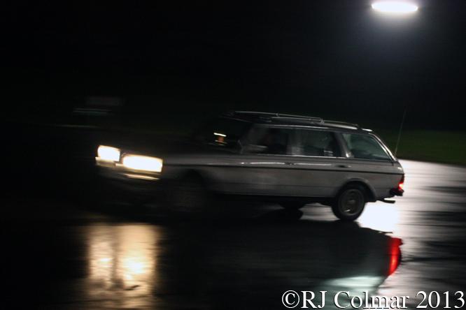 Helmbold/Helmbold,  Mercedes Benz 280 TE, Test 7, Gordano, Le Jog