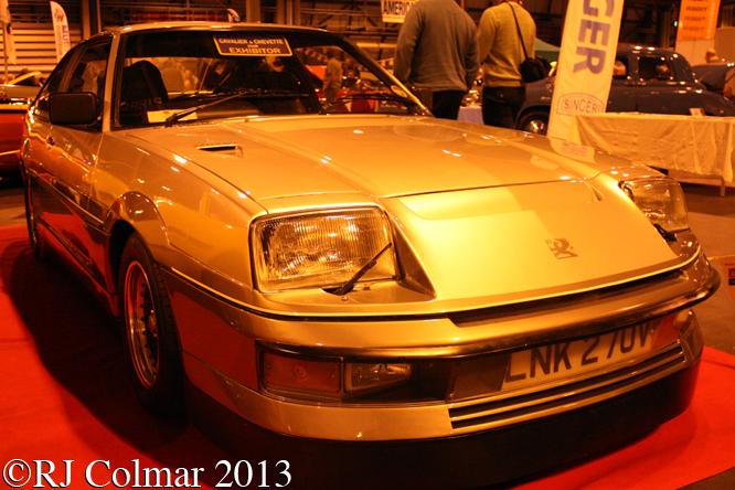 Vauxhall Cavalier Sportshatch, Classic Motor Show, NEC,  Birmingham