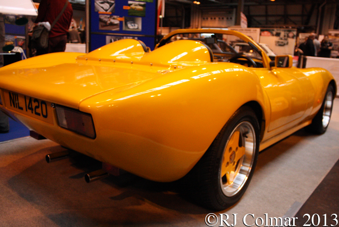Ginetta G33, Classic Motor Show, NEC, Birmingham