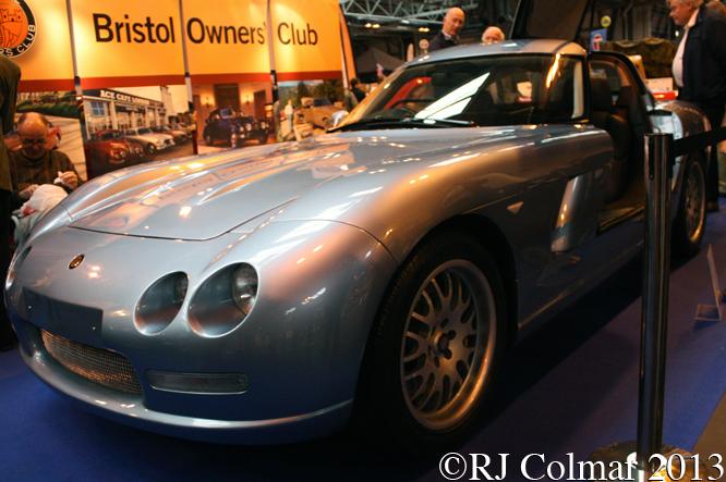 Bristol Fighter, Classic Motor Show, NEC, Birmingham