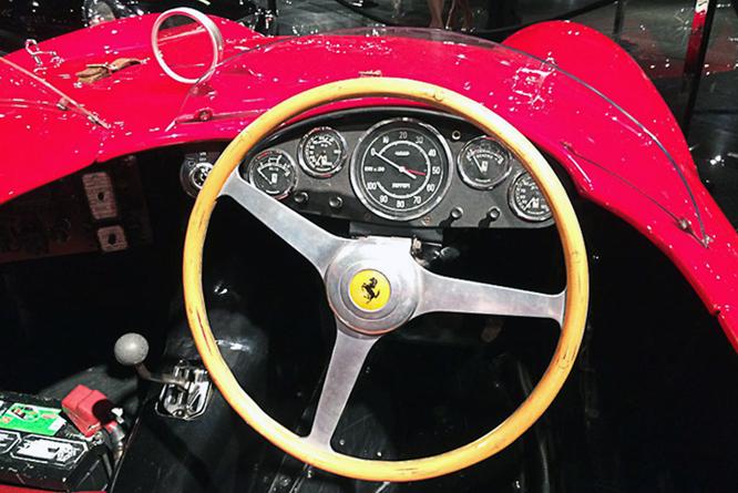 Ferrari 625LM Touring, Blackhawk Museum