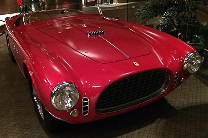 Ferrari 250 MM Vignale, Blackhawk Museum