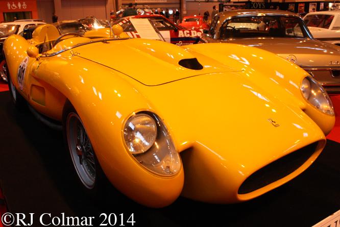 Ferrari 250 GT/TR, Autosport International, NEC, Birmingham