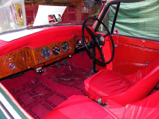 Bentley R-Type Gooda Coupé, Danville Concours d'Elegance