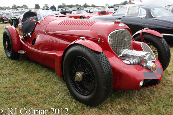 Bentley Mk VI, Peterson SC Special, Goodwood Revival