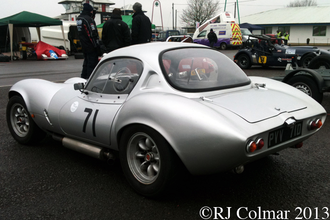 Ginetta Zetec G4 By DARE, Castle Combe