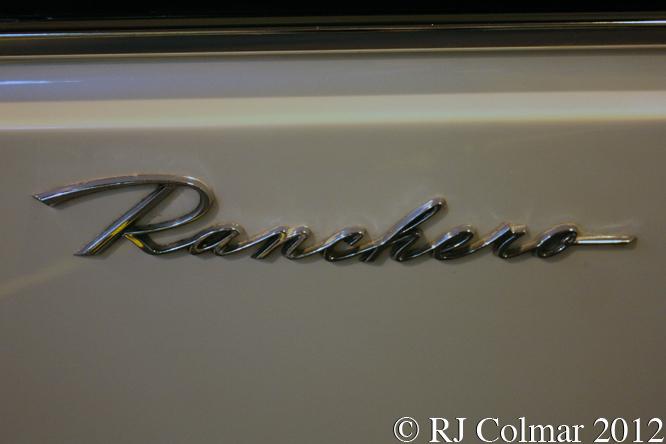 Ford Ranchero, Classic Motor Show, NEC Birmingham