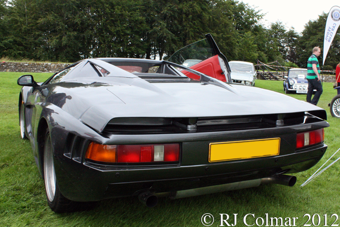 Auto Speciali Veleno, Classics At The Castle, Sherborne Castle