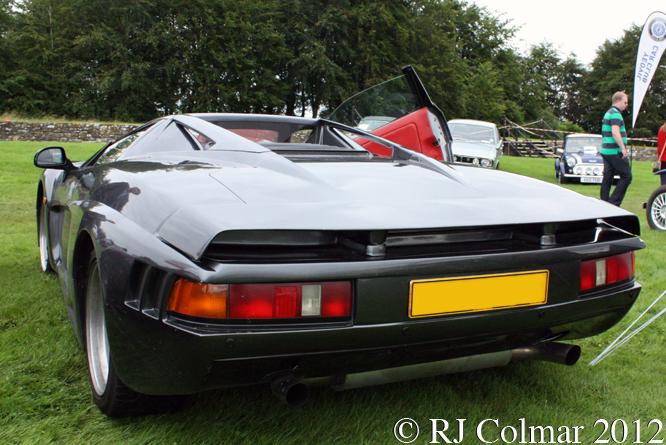 Auto Speciali Veleno, Classics At The Castle, Sherborne Castle