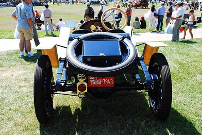 E-M-F Model 20, Palo Verdes, Concours d'Elegance