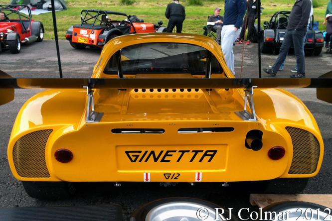 Ginetta Zetec G12, Prescott