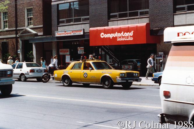 Plymouth Caravelle Salon, Toronto