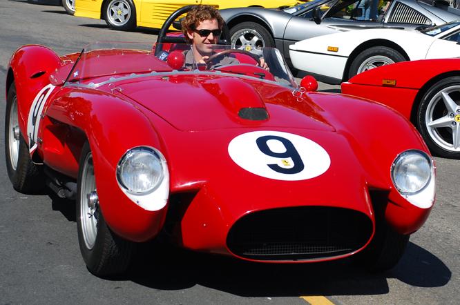 Ferrari 250TR, Danville Concours d'Elegance