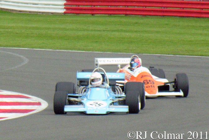 Amon Ford F101, Maydon, Siverstone Classic