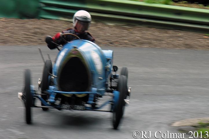 Bugatti Type 13 Brescia, Ward, Prescott