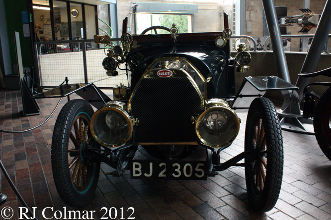 Bugatti Type 15, National Motor Museum, Beaulieu