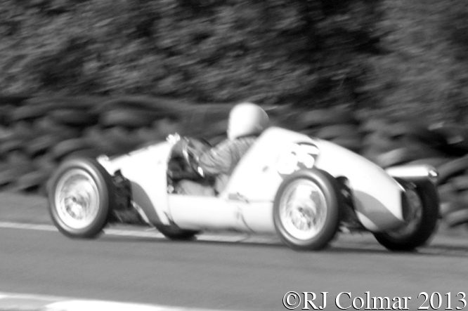 Smith Special Mk2, de la Roche, Oulton Park