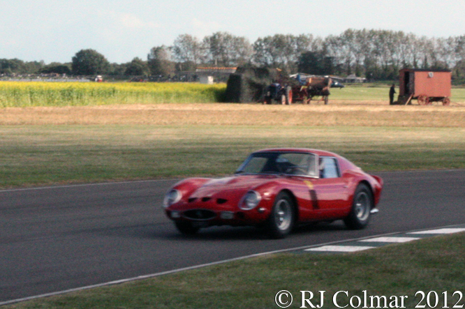 Ferrari 250 GTO, Vestey, Goodwood Revival