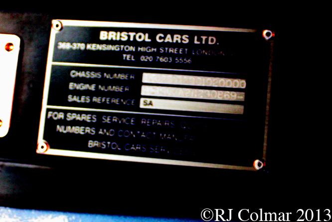 Bristol Fighter, Classic Motor Show, NEC Birmingham