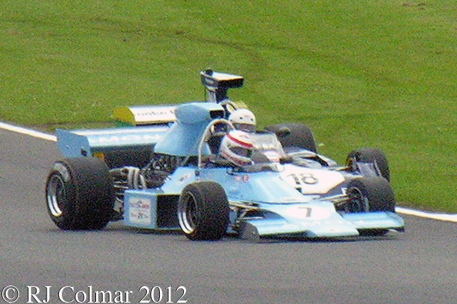 Amon Ford F101, Maydon, Siverstone Classic