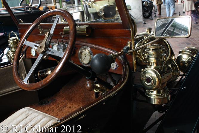 Bugatti Type 15, National Motor Museum, Beaulieu