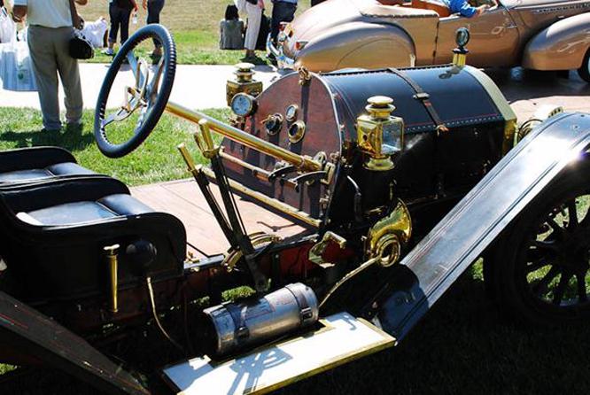 Mercer Type 35 J, Palo Verdes, Concours d'Elegance