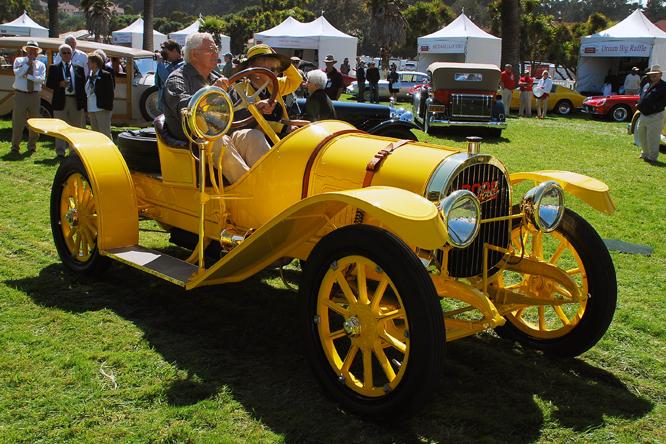 Pope Hartford, Public Service Wagon, San Francisco Presidio Concours d'Elegance