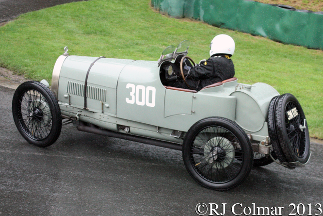 Bugatti T30, Huntley, VSCC, Prescott