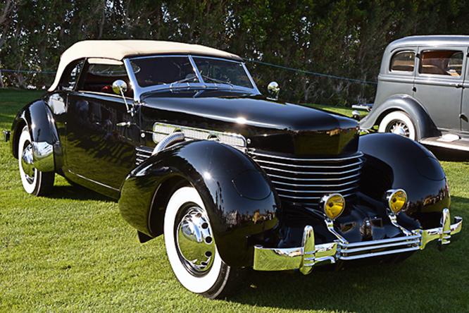Cord 812 s/c, Desert Classic Concours d'Elegance