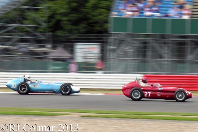 Tec-Mec F415, Tony Wood, Silverstone Classic