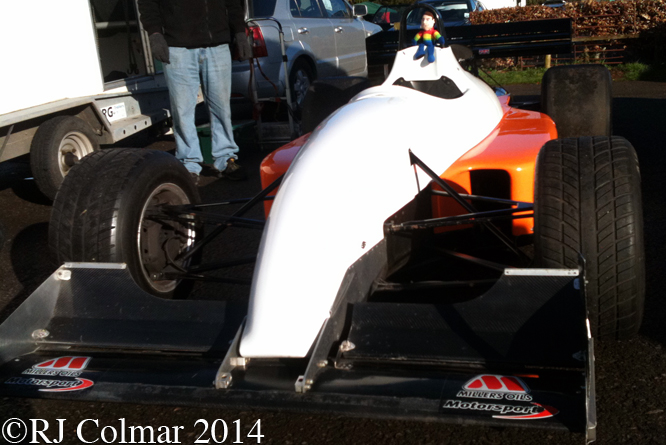 Ralt Judd RT37, Great Western Sprint, Castle Combe