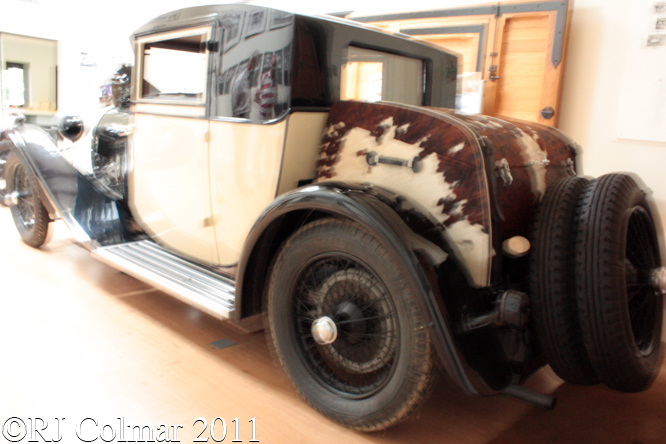 Bugatti Type 38, Bugatti Trust, Prescott