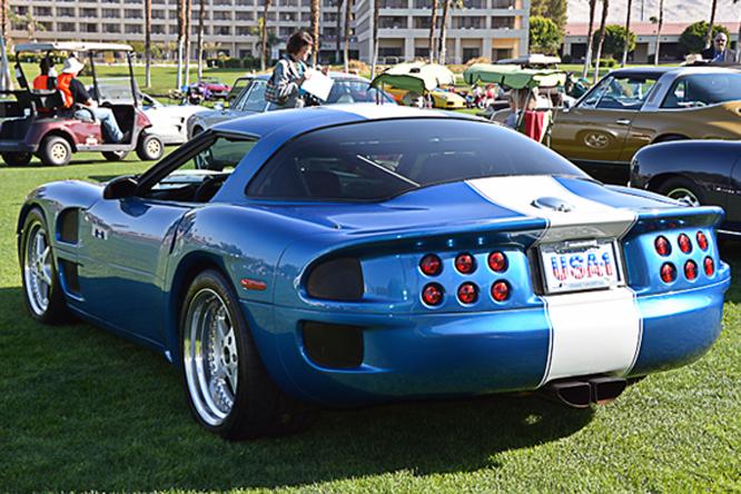 Guldstrand Corvette GS90, Desert Classic Concours d'Elegance