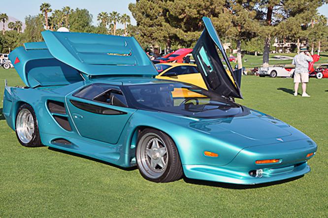 Vector M12, Desert Classic Concours d'Elegance