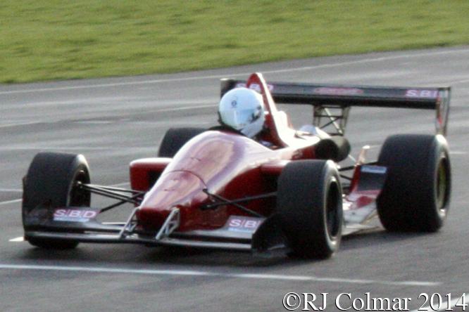 Reynard DB Mk1, Sampson, Great Western Sprint, Castle Combe