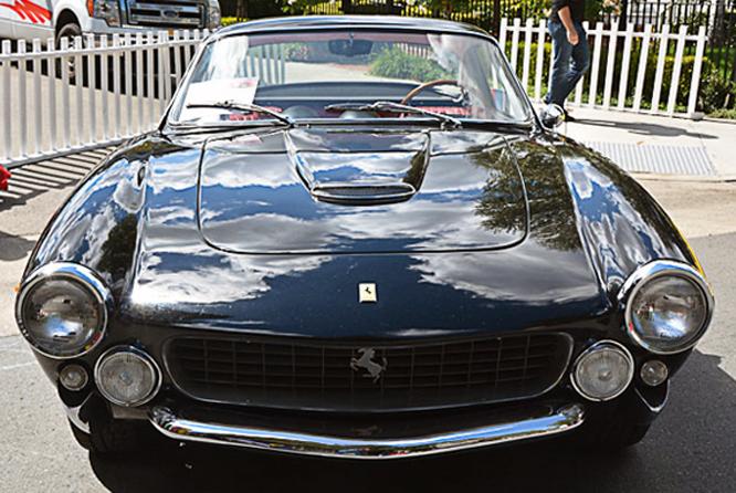 Ferrari 240GT/L Danville Concours d'Elegance
