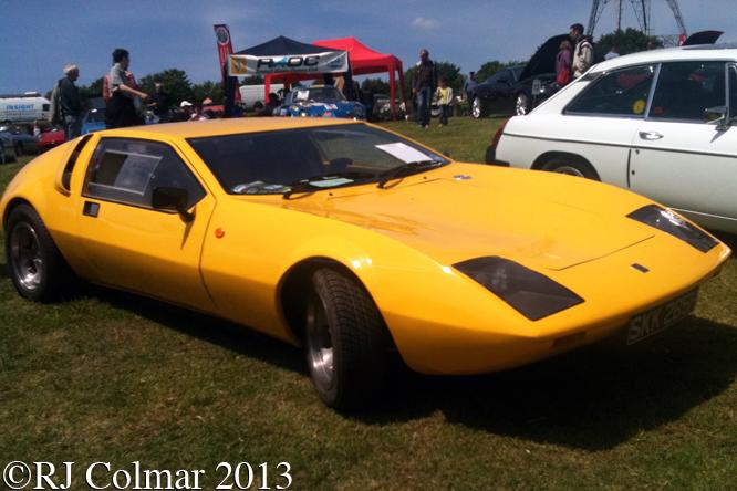 Gilbern T11, Motorsport At The Palace, Crystal Palace