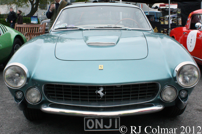 Ferrari 250GT/L, Auto Italia, Brooklands