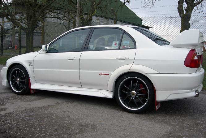 Mitsubishi Lancer Evolution VI eXtreme RS450
