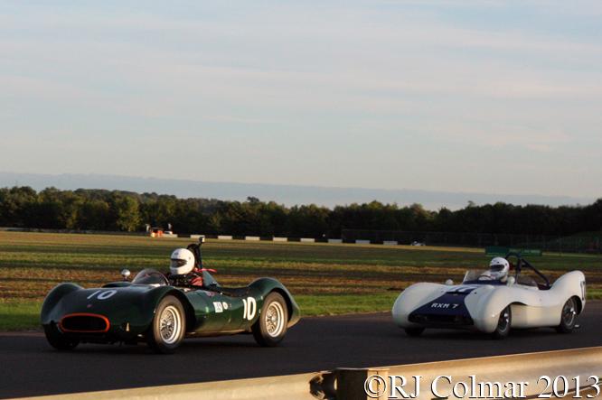 LECo MG Mk II, Quattlebaum, Autumn Classic, Castle Combe
