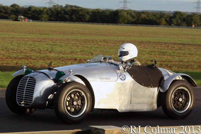Cooper MG T21, John Paul Mason, Autumn Classic, Castle Combe