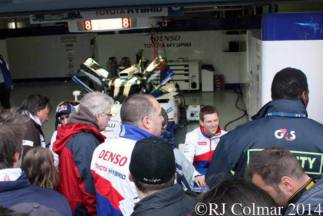 Anthony Davidson, 6 Hours Of Silverstone