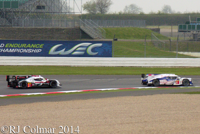 Toyota TS 040, Audi R18, 6 Hours Of Silverstone