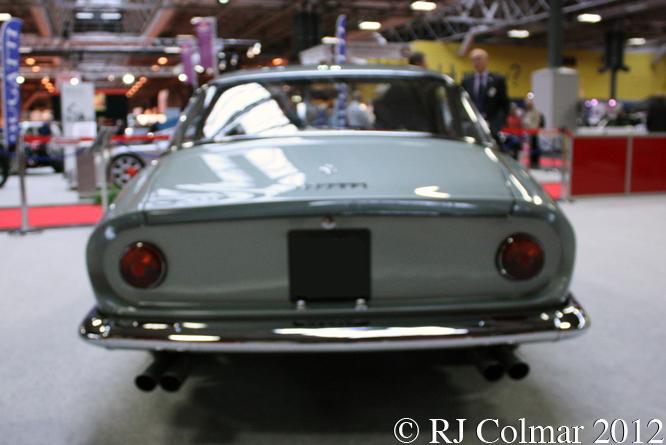 Ferrari 250 GT Lusso, Classic Motor Show, NEC, Birmingham