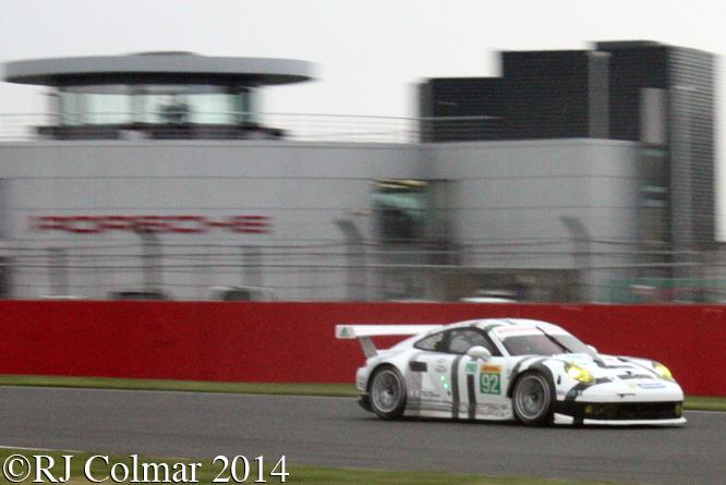 Porsche 911 RSR, Holzer, 6 Hours Of Silverstone